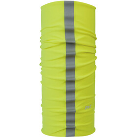 P.A.C. Reflector Multifunktionales Schlauchtuch neon yellow